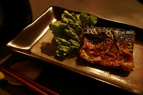 鯖の塩焼@フレスタ横川店