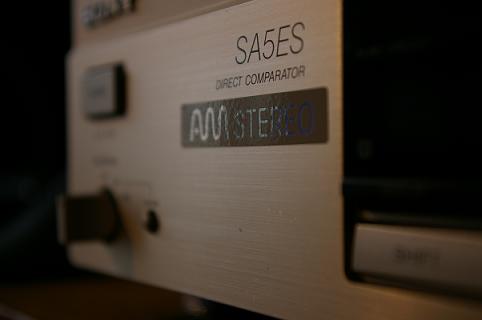 SONY ST-SA5ES