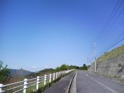 広島市大をのぼったところ