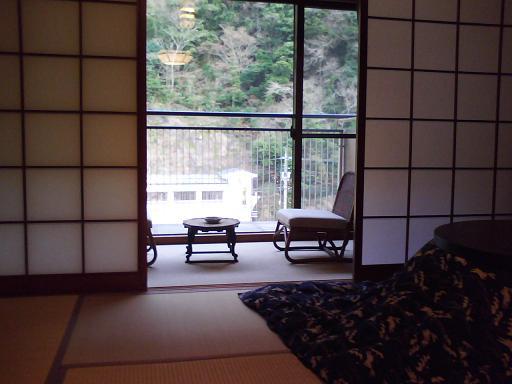 八景 川の見える部屋