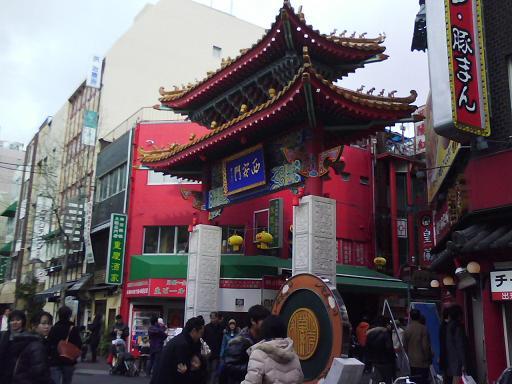 南京街西口