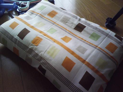 枕買い替え