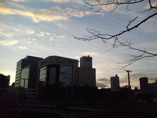 橋本町方面