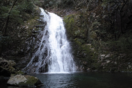 ふぶきの滝