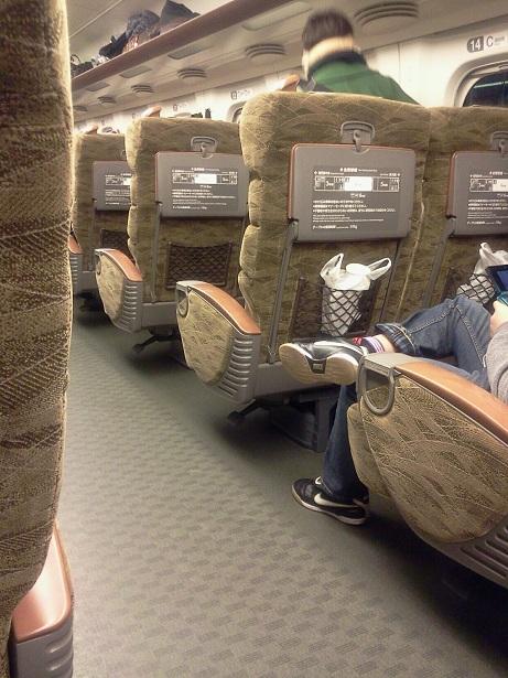九州新幹線初体験