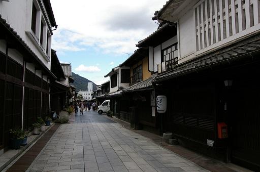 竹原の町並み保存地区
