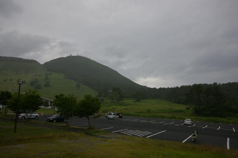 山の天気なめてました
