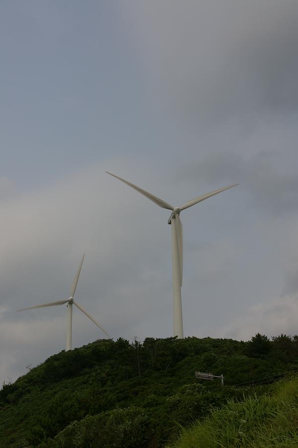 キララ多伎 風車